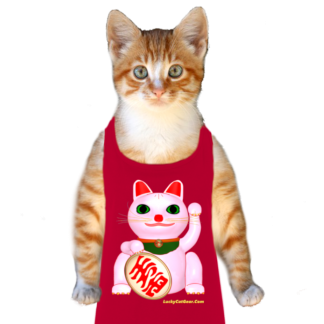 Lucky Cat Bella + Canvas Ladies' Relaxed Jersey Tank